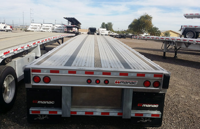 New 48x102 Flatbed Trailer For Sale Clearance Price
