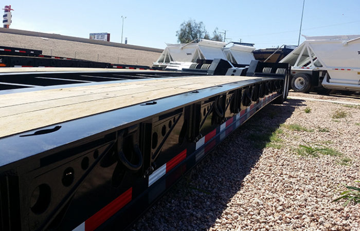 Honda Dealership Az >> 2017 XL Specialized Lowboy Trailer With Outriggers | Midco ...