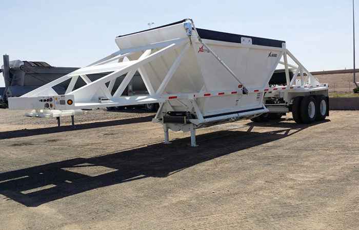 Belly Dump Trailer Manufacturers Xl Specialized Cps
