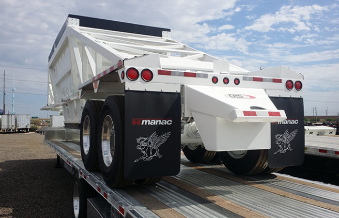 Belly Dump Trailer 2017 Cps Lightweight Buy It Now At