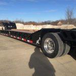 xl specialized 16 tire expando lowboy trailer