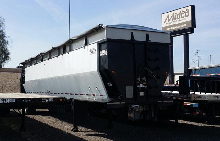 agriculture belt trailer