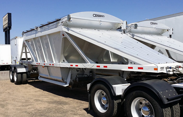 Used Belly Dump Trailers Buy Today At Midco Sales