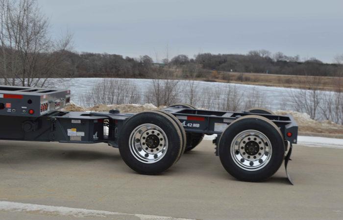 65 ton lowboy