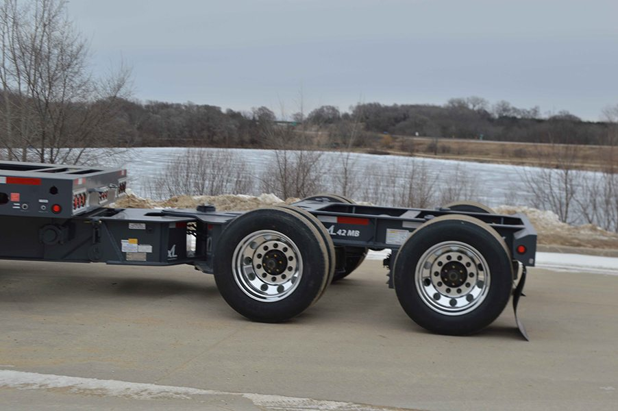 Landscape Body furthermore Page 33790 additionally 26910 1957   1958 farmall cub tractor with woods belly mower also Semi Tractor Dump Trailers For Sale likewise 65 Ton Lowboy Trailer Jeep Booster. on semi belly dump trailers
