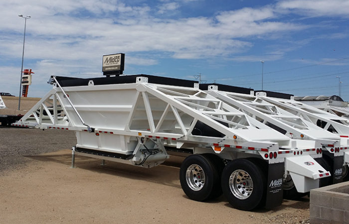 New Belly Dump Trailers For Sale