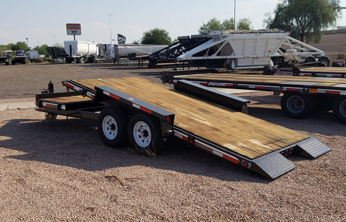 Interstate Trailers Dealer in Arizona