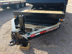 interstate tilt deck trailer