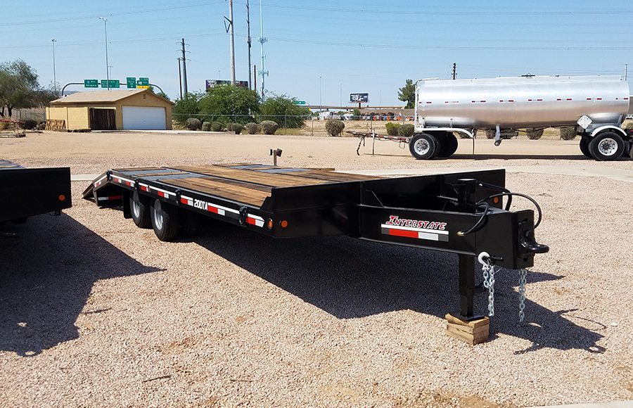 5 Car Hauler Trailers For Sale >> 2018 Interstate 20DTA Tag Trailer For Sale | Midco Sales