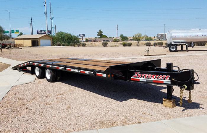 interstate equipment trailers