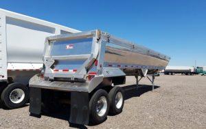used end dump trailers arizona
