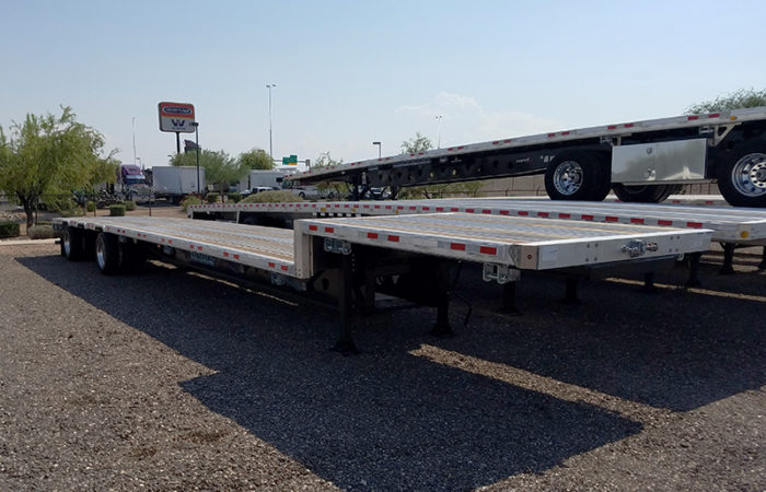 Drop Deck Semi Trailers For Sale In Arizona Midco Sales