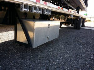 Manac 53 foot combo flatbed