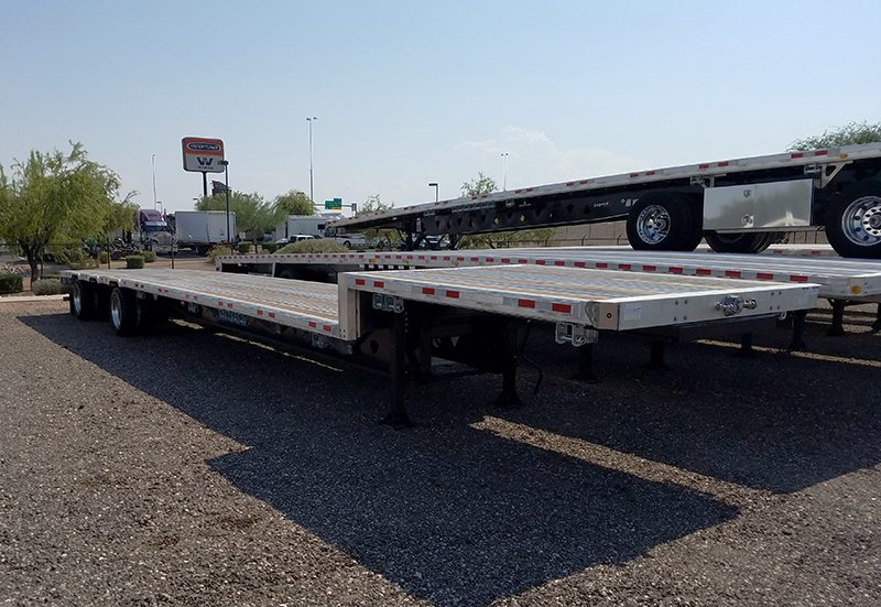 2018 Manac 53 Foot Step Deck Trailer Sale In Oran Mo