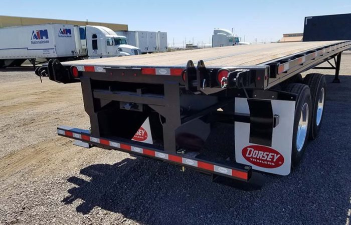Dorsey flatbed forklift kit