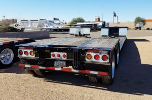 Heavy Haul Equipment Trailers