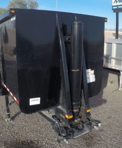 Used Construction End Dump Trailers