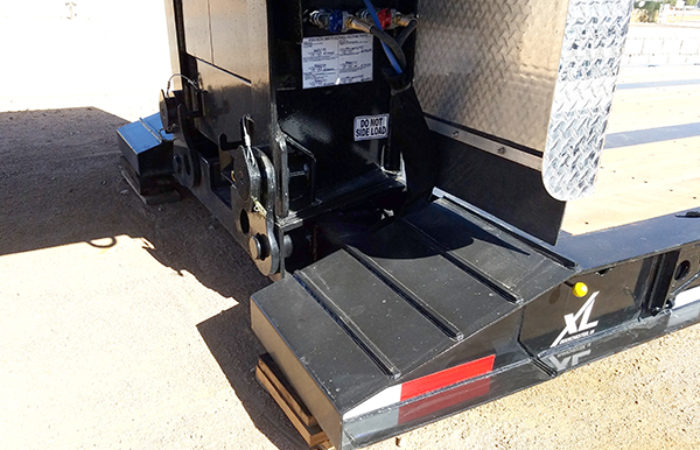 Xl Specialized Double Drop Trailer Xl80mfg Midco Sales