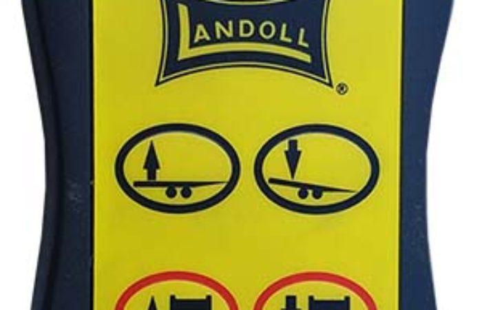 landoll 440 remote control