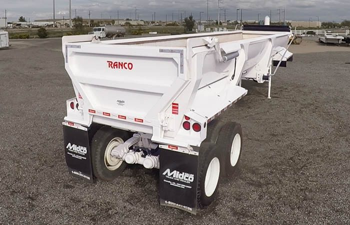 Ranco ED30-38 end dump