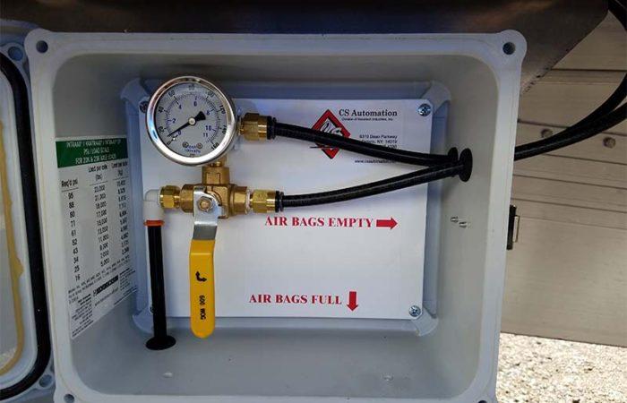Reitnouer trailer valve