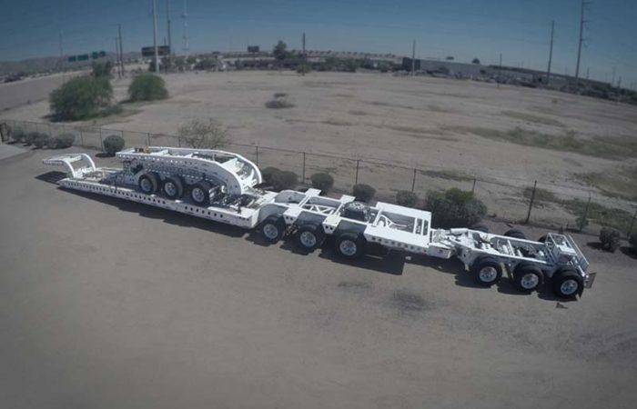 Kalyn Siebert 3+3+3 lowboy booster jeep