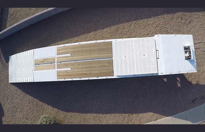 xl specialized xl80 power tail trailer