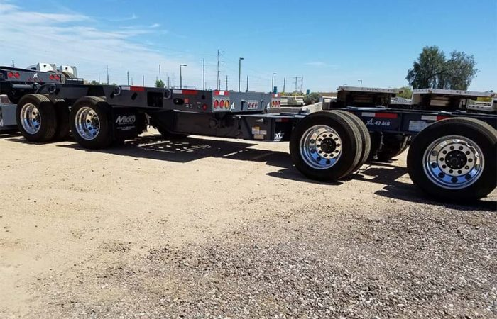 XL Specialized XL 130 HDG lowboy Jeep & Booster