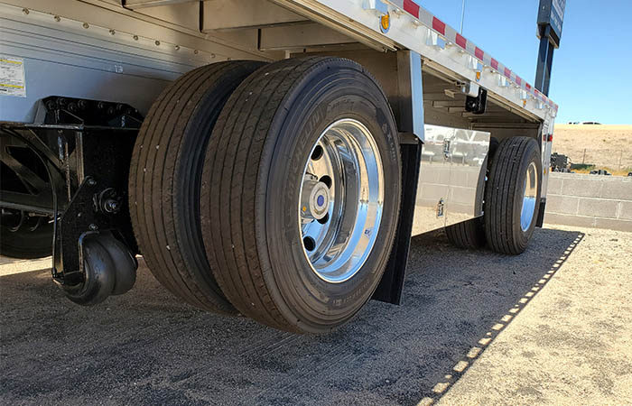 front lift axle