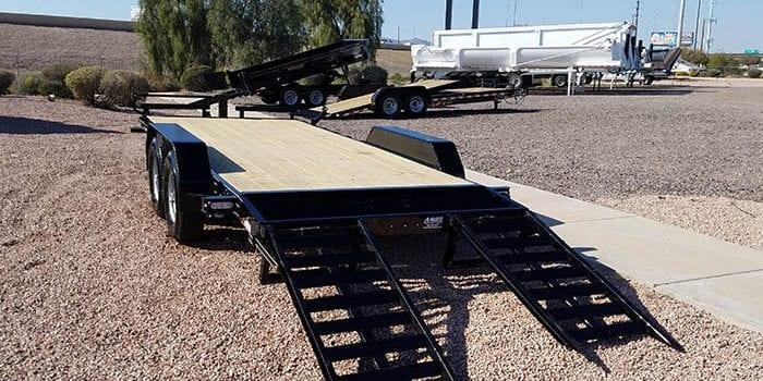 Doolittle Xtreme flatbed trailer