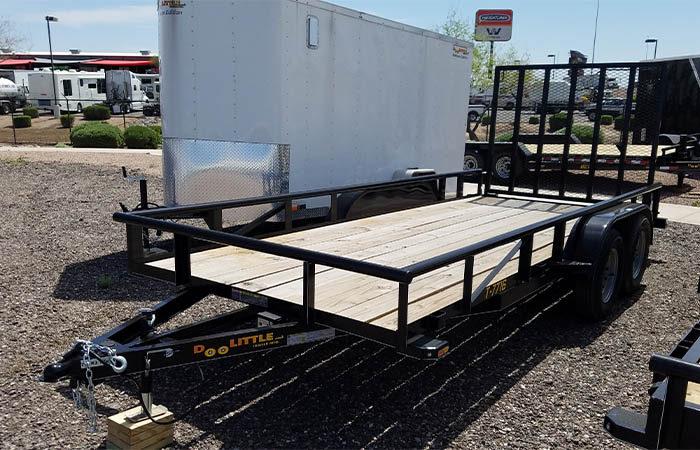 Doolittle utility trailer
