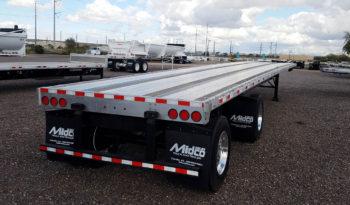 Dorsey combo giant flatbed trailer