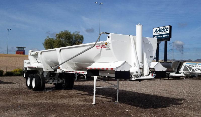 Ranco end dump trailer
