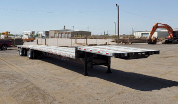 Dorsey Combo Giant drop deck trailer