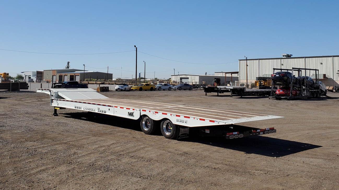 landoll 930 equipment trailer