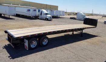 flatbed trailer piggyback forklift kit