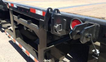 2020 Dorsey 45′ Flatbed with Piggyback Forklift Kit full