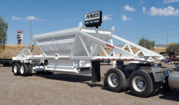 Ranco LW21-40 belly dump trailer