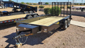 Doolittle SS Series utility trailer