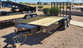 Doolittle SS Series utility trailer
