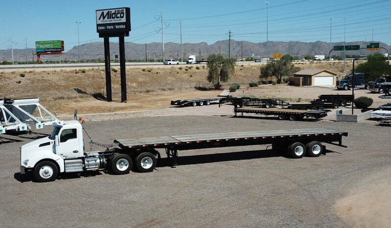2022 Dorsey Extendable Flatbed Trailer full