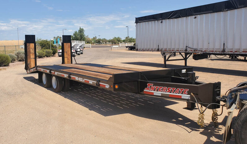 Interstate 40DLA tag trailer