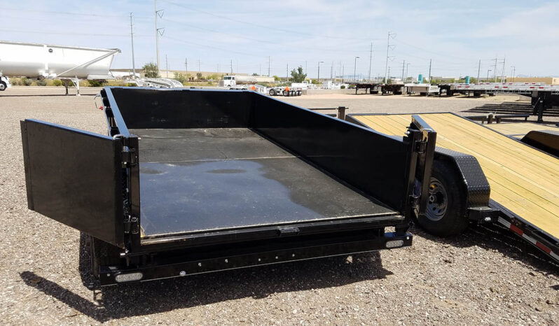 2020 Doolittle Master Dump Trailer 12 Ft Length full