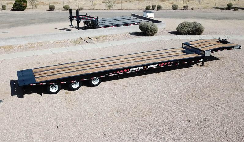 Kalyn Siebert traveling axle trailer