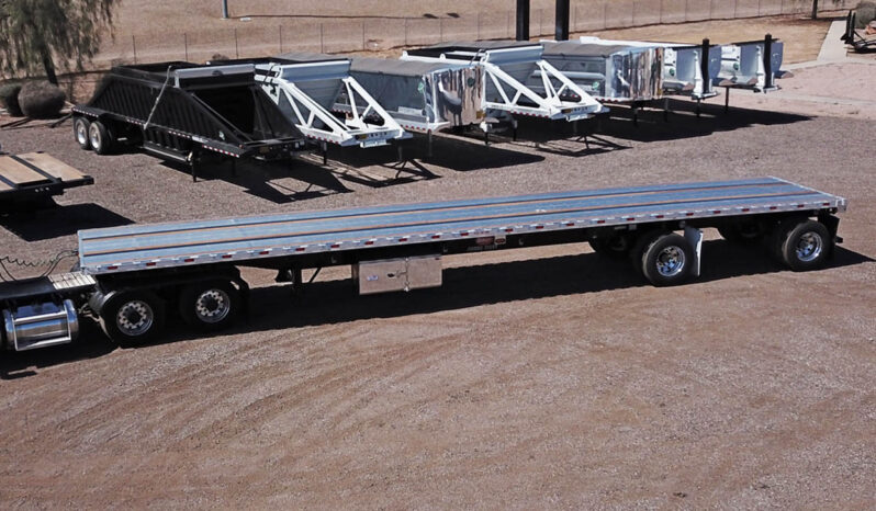 Dorsey 48 x 102 combo flatbed trailer