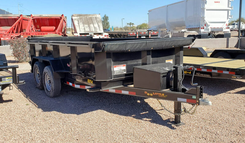 2021 Doolittle Master Dump – 14 Foot full