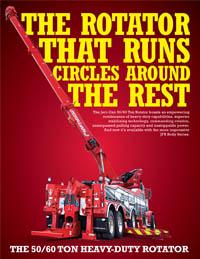 jerr-dan rotator brochure