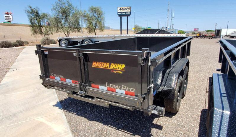 2021 Doolittle Master Dump – 14 Foot full