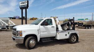 Chevy 5500HD Jerr-Dan MPL40 wrecker tow truck