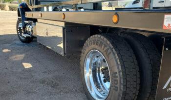 2022 International Carrier – Jerr-Dan Rollback full